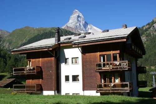 Haus Galileo Zermatt