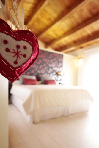 Superior Doppel- oder Zweibettzimmer mit Gartenblick Hotel El Convent 1613 44