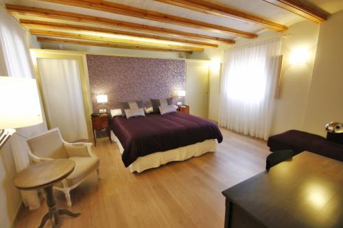 Superior Doppel- oder Zweibettzimmer mit Gartenblick Hotel El Convent 1613 50