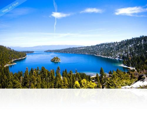 Lake Tahoe Waterfront Property