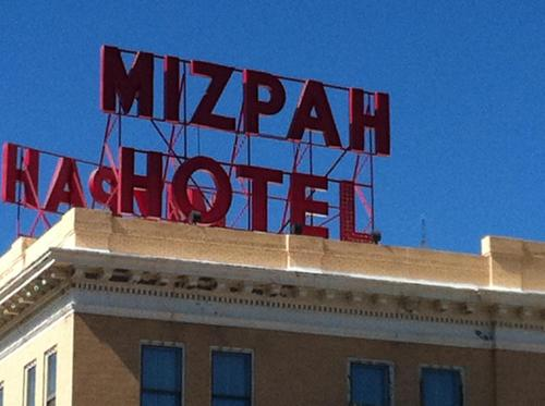 . Mizpah Hotel
