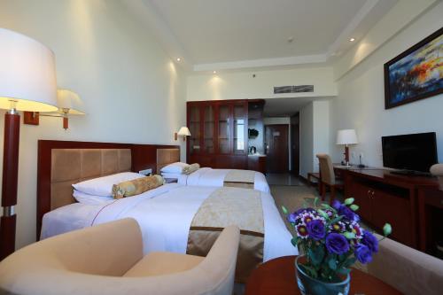 Yantai Haiyue Hotel camera foto