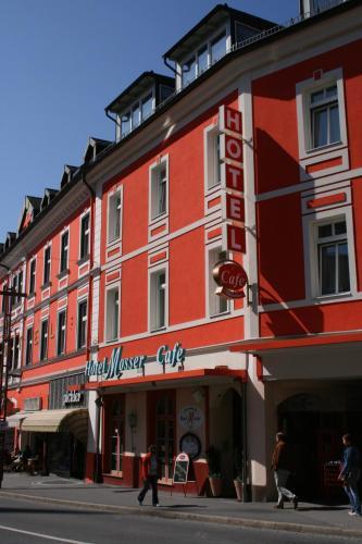 . Altstadthotel Mosser
