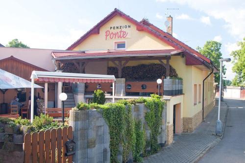 Penzion Ponte (B&B)