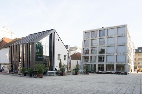 Business Appartements Hotel am Domplatz - Adult Only, Hotel in Linz