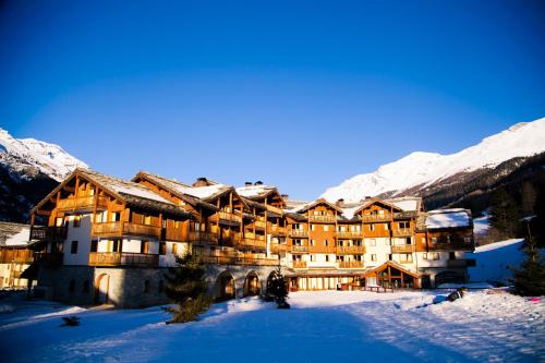 Les Alpages De Val Cenis by Resid&co - Accommodation - Lanslebourg-Mont-Cenis