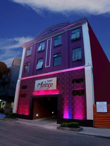 Hotel Malaga (Adult Only) Aðalmynd