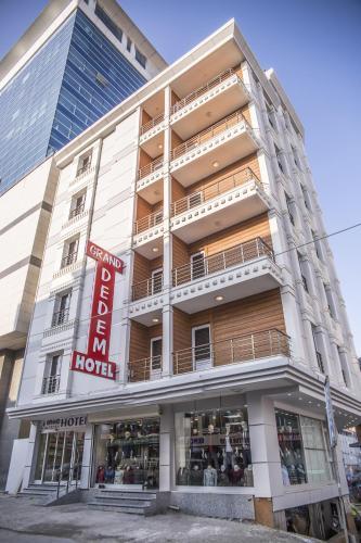 Esenyurt Grand Dedem Hotel yol tarifi