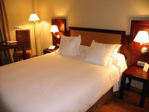 Habitación Doble - 1 o 2 camas Hotel Boutique & Spa El Privilegio 12