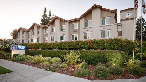 Best Western Plus Airport Plaza - San Jose, CA 95126