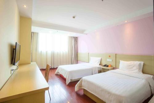 Hotel 7Days Inn Chengdu Yulin Province Stadium
