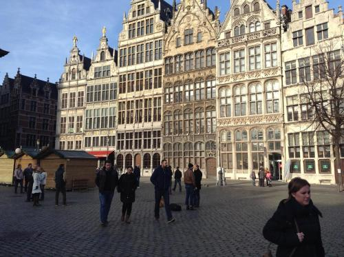 Hotel 't Stadhuys Grote Markt thumb-3
