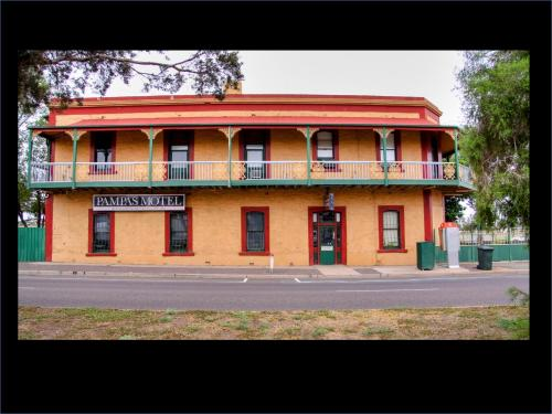 . Pampas Motel Port Augusta