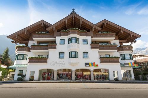 Villa Angela Mayrhofen