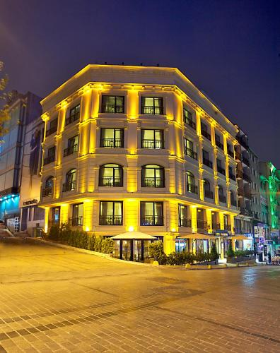 Istanbul Hotel Momento - Special Category adres