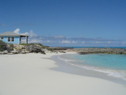 Tropic Of Cancer Bahamasaaret Veden Lampotila Valokuvat Kartta