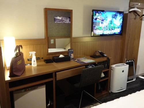 HOTEL UNIZO Tokyo Ginza-itchome photo 7