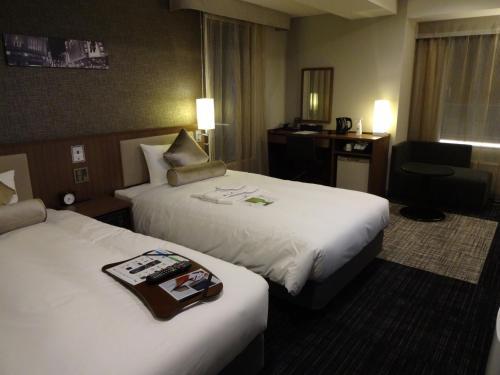 HOTEL UNIZO Tokyo Ginza-itchome photo 18