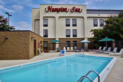 Hampton Inn Bowie - Hotel