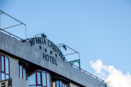 Hotel Infanta Cristina 40