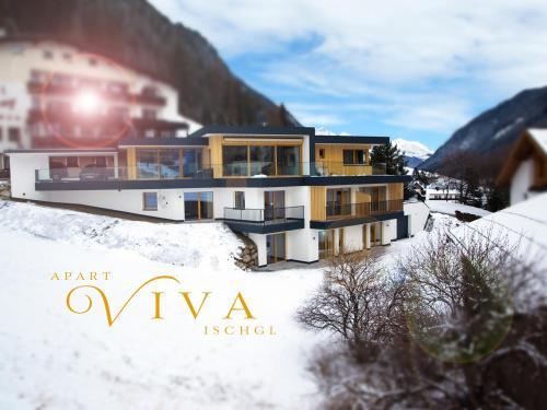 Фото отеля Apart Viva Ischgl