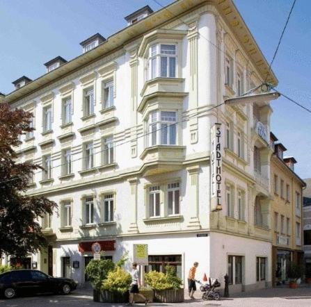 . Stadthotel Hauser Eck
