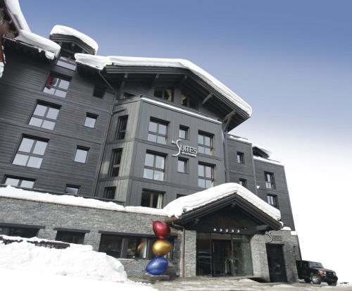 Les Suites de la Potinière - Hotel - Courchevel