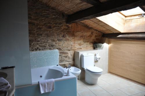 Suite Deluxe con bañera de hidromasaje - Uso individual Posada Real La Carteria 19