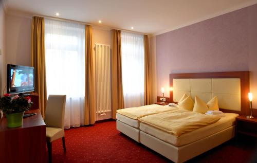 . Hotel via City Leipzig Mitte