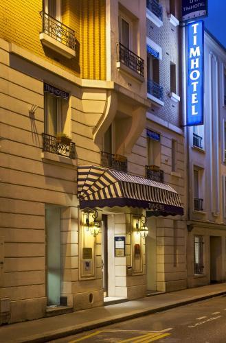 Timhotel Tour Eiffel photo 12