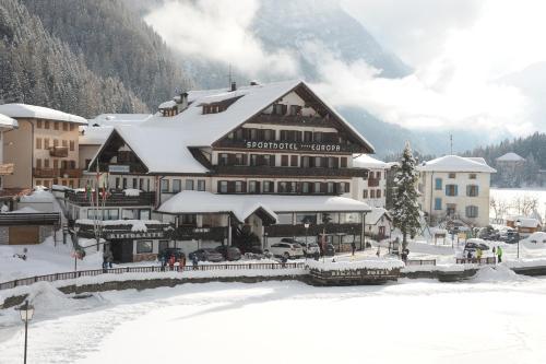 Sporthotel Europa Sul Lago - Hotel - Alleghe