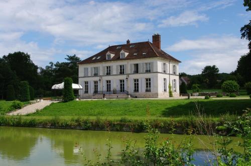 Château de Pommeuse - Chambre d'hôtes - Pommeuse