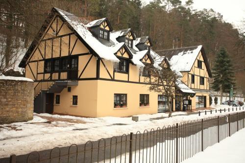 . Hotel Sieweburen