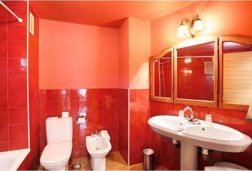 Habitación Doble Hotel Rincon de Traspalacio 8