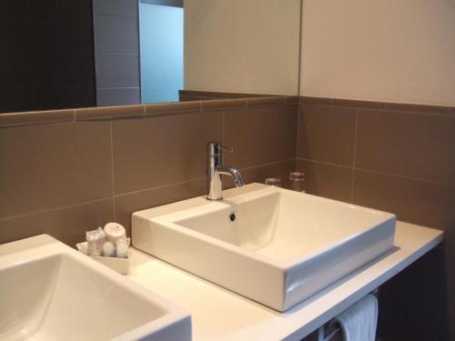 Standard Doppelzimmer Hotel Sant Roc 11