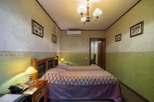Гостиница Шкиперская Стандартный двухместный номер с 2 отдельными кроватями