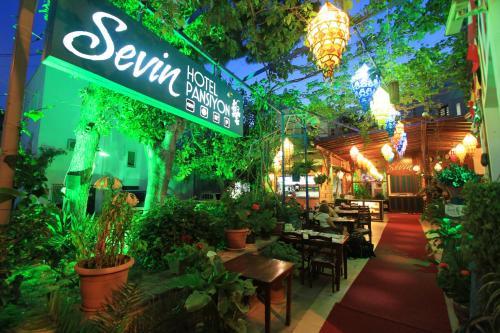 Bodrum City Sevin Hotel Pension odalar