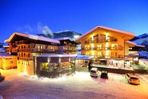 Hotel Alpina Hinterglemm