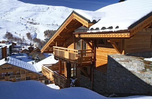 Odalys Chalet Husky Les Deux Alpes
