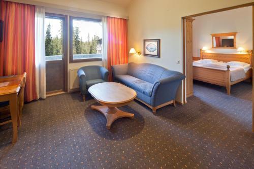 Standard Suite with Sauna