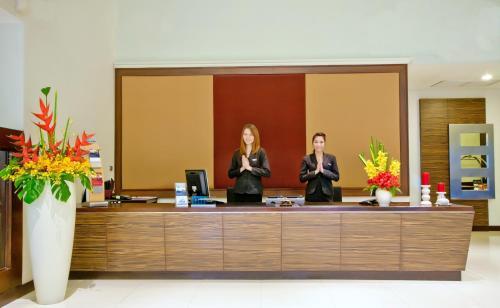 Grand Mercure Bangkok Asoke Residence photo 7