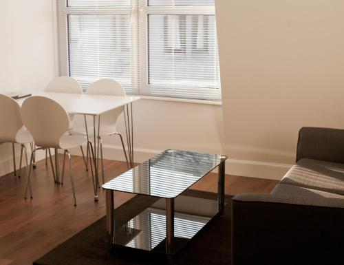 . Aberdeen Serviced Apartments: Charlotte street