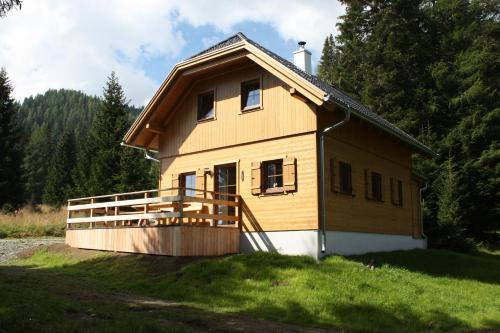 Hüttentraum Flattnitz - Chalet