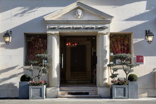 Best Western Saint Martin Bastille photo 5