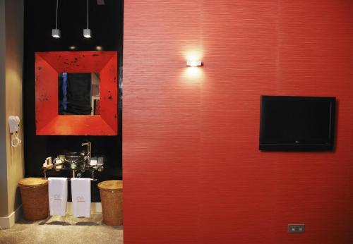 Superior Doppelzimmer Hotel Cardamomo Siguenza 19