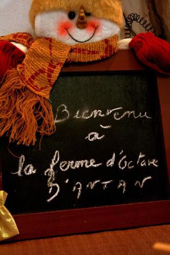 . A L'Antan - La Ferme D'Octave