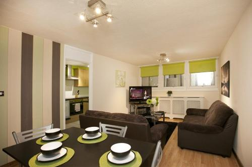 Hotel Victoria Centre Apartments in the Shopping Centre - Nottingham City Centre -