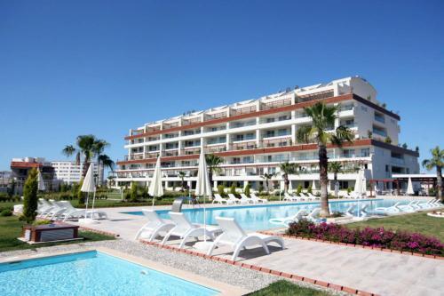 Side Babylon Beach Residence ulaşım