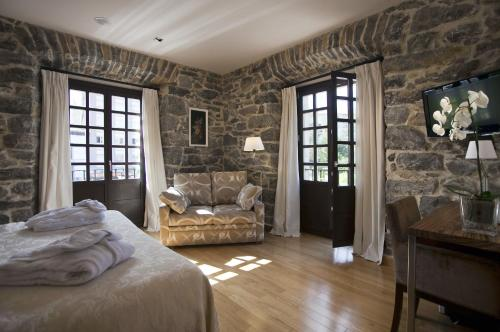 Habitación Doble - 1 o 2 camas - Uso individual Antiguo Casino Hotel 23
