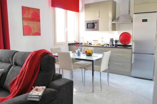 Sevilla Central Suites Apartamentos Puerta Jerez Fotka  8
